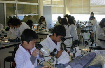 equipo laboratorio estudiantes