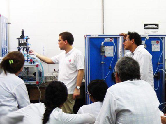 Capacitacion Manejo Equipo Laboratorio